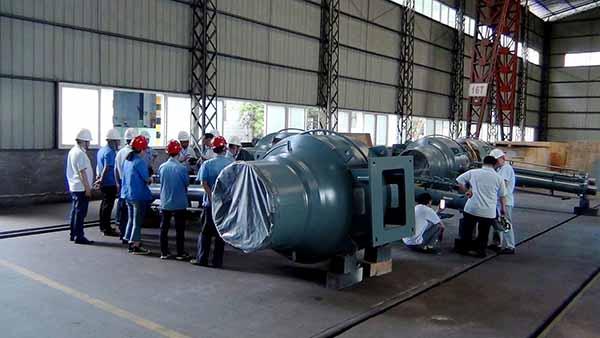公司召开青宁线工程产品技术研讨会